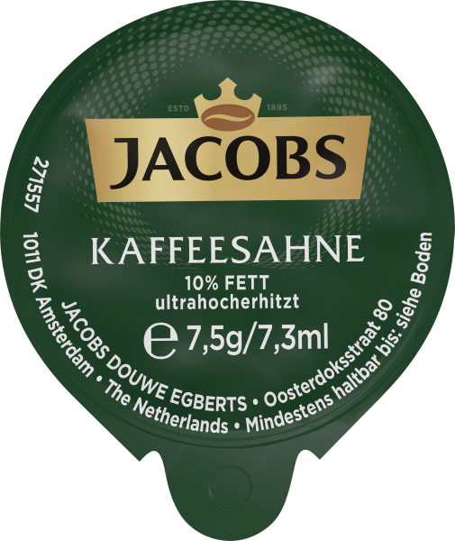 Jacobs Kaffeesahne 7,5g